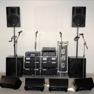 Band PA Set