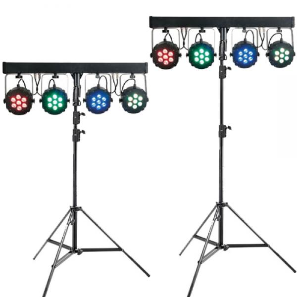LED Par set