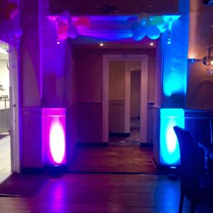 uplight LED set
