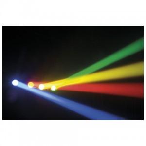 Powerbeam LED spot voorbeeld