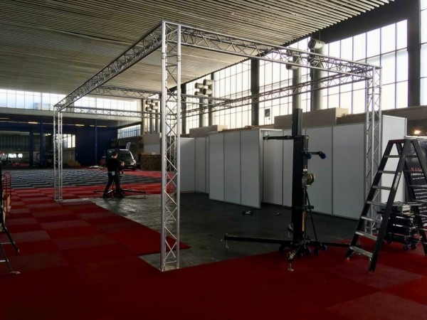 Standbouw Amsterdam RAI